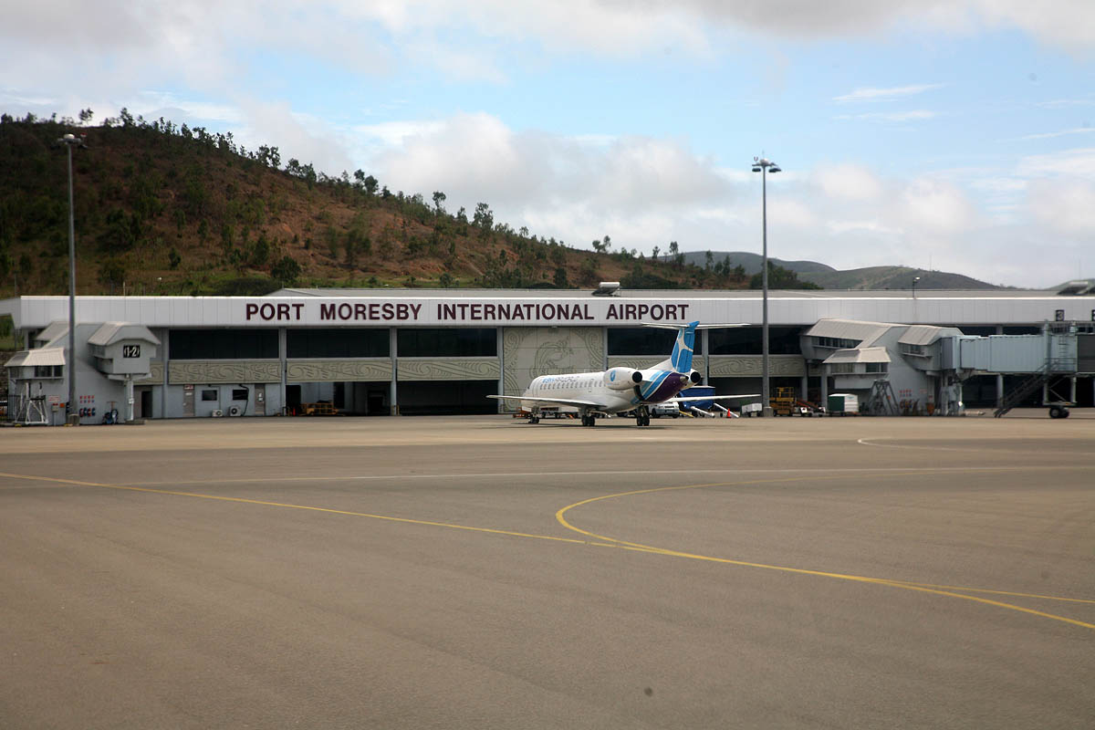 Port Moresby International Airport